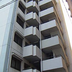 第二グランドール住吉[3階]の外観