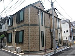 東京都杉並区和田2丁目の賃貸アパートの外観