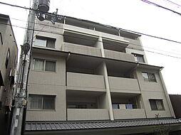 ジュネス木駒[3階]の外観