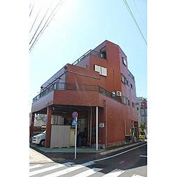 八田ビル[3階]の外観