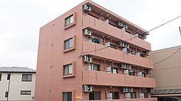 埼玉県熊谷市万平町2丁目の賃貸マンションの外観
