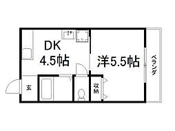 京阪本線 藤森駅 徒歩7分