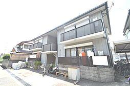 兵庫県宝塚市安倉中2丁目の賃貸アパートの外観