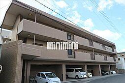 愛知県長久手市富士浦の賃貸マンションの外観