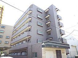 埼玉県川口市西青木1の賃貸マンションの外観