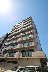 愛知県名古屋市瑞穂区彌富通2丁目の賃貸マンションの外観