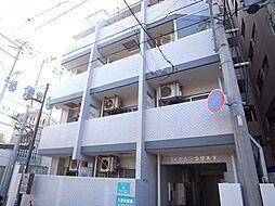 福岡県福岡市中央区唐人町1丁目の賃貸マンションの外観