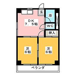 大森・金城学院前駅 4.2万円