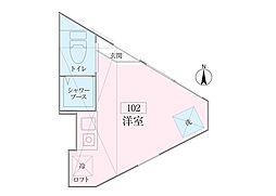 高田馬場駅 6.4万円