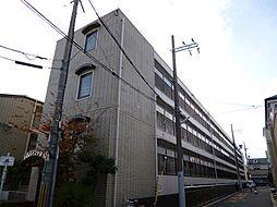 ハムロハイツ杉田A棟[1階]の外観
