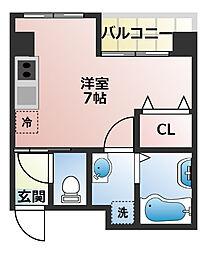 (仮称)船橋市宮本3丁目共同住宅[303号室]の間取り