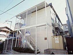 大阪府大阪市生野区桃谷2丁目の賃貸アパートの外観