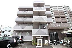 愛知県豊田市日之出町2丁目の賃貸マンションの外観