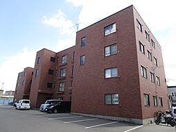 北海道札幌市東区北四十八条東2丁目の賃貸マンションの外観