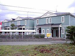 兵庫県篠山市西新町の賃貸アパートの外観
