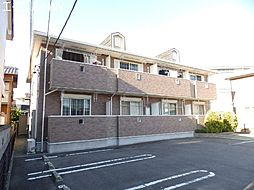 三重県松阪市春日町2丁目の賃貸アパートの外観