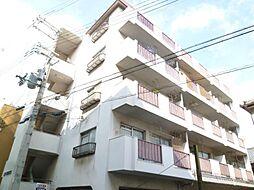 大阪府大阪市東住吉区駒川2丁目の賃貸マンションの外観