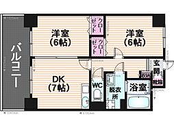 大橋駅 7.8万円