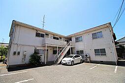 山口県下関市武久町2丁目の賃貸アパートの外観