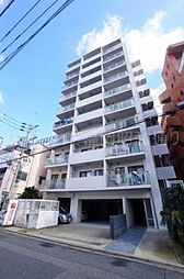 福岡県福岡市博多区住吉3丁目の賃貸マンションの外観