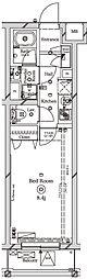 ラフィスタ東武練馬[3階]の間取り