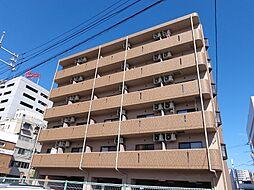 広島県東広島市西条昭和町の賃貸マンションの外観