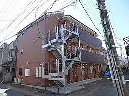 フォレスト新杉田[3階]の外観
