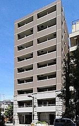 東京都港区芝浦2丁目の賃貸マンションの外観