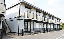 千葉県東金市堀上の賃貸アパートの外観