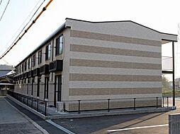レオパレスMu[1階]の外観