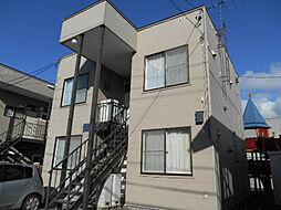 ドミトリ北の杜 B棟[2階]の外観