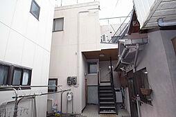 奈良県奈良市中筋町の賃貸アパートの外観