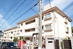愛知県名古屋市瑞穂区彌富ケ丘町1丁目の賃貸マンションの外観