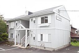 フレグランス富士見台D[2階]の外観
