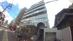 大阪府東大阪市長堂2丁目の賃貸マンションの外観