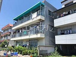 コーポ都築[3階]の外観