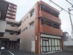 愛媛県松山市枝松4丁目の賃貸マンションの外観