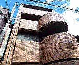 京都府京都市下京区松原通西洞院西入天神前町の賃貸マンションの外観