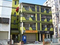兵庫県加古川市平岡町新在家2丁目の賃貸マンションの外観