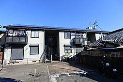 メゾンドゥ若江[2階]の外観