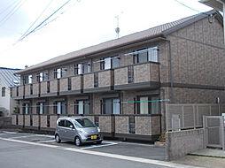 京都府京都市山科区安朱桟敷町の賃貸アパートの外観