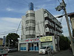 USサニー21[4階]の外観