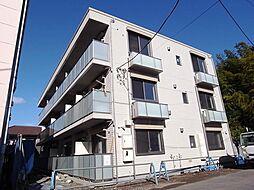 神奈川県横浜市緑区鴨居2丁目の賃貸マンションの外観