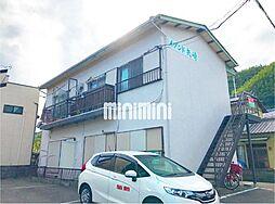 静岡県静岡市清水区鳥坂の賃貸アパートの外観