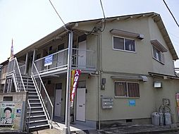大阪府藤井寺市大井4丁目の賃貸アパートの外観