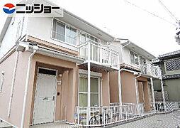 [一戸建] 愛知県名古屋市西区比良3丁目 の賃貸【/】の外観