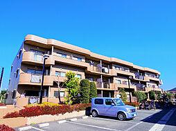 ガーデンフレアA[3階]の外観