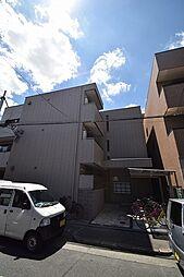 カーサ中加賀屋[2階]の外観