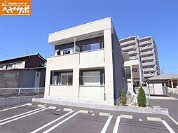 レジデンス桜[2階]の外観
