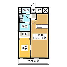 近鉄富田駅 5.8万円